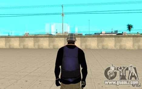 Bronik skin 5 for GTA San Andreas third screenshot