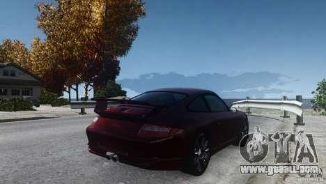 Porsche GT3 997 for GTA 4