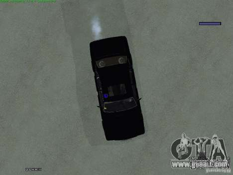 Volga FEDERAL for GTA San Andreas right view