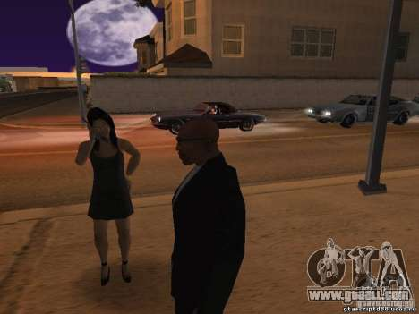 Other people's behavior for GTA San Andreas second screenshot