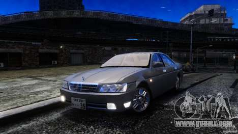 Nissan Laurel GC35 for GTA 4