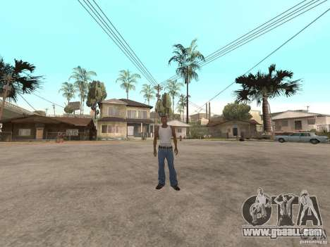 Awesome .IFP V3 for GTA San Andreas
