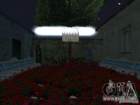 The New Grove Street for GTA San Andreas ninth screenshot