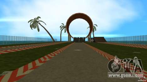Bobeckas Park for GTA Vice City fifth screenshot