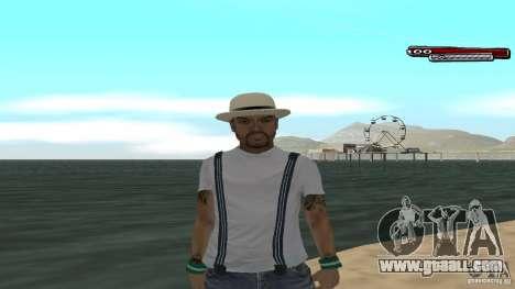 Skin Pack The Rifa Gang HD for GTA San Andreas eleventh screenshot