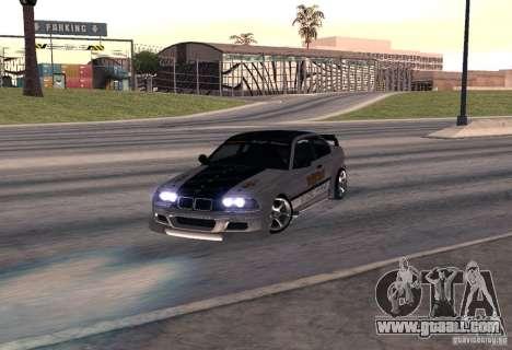 BMW M3 MyGame Drift Team for GTA San Andreas