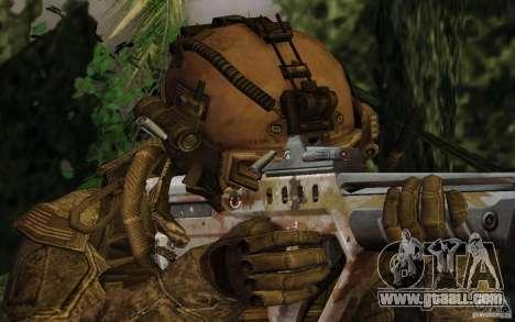 Tavor Tar-21 Steeldigital for GTA San Andreas third screenshot