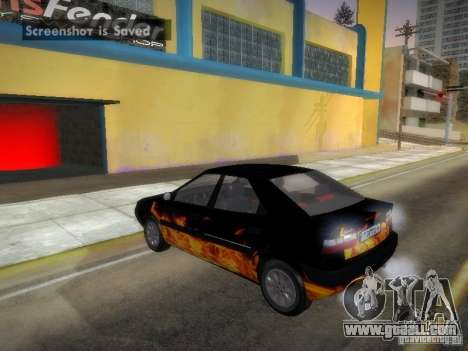 Citroën Xantia for GTA San Andreas side view