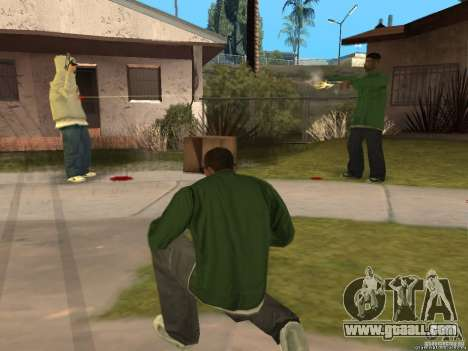 Two scripts for better protection for GTA San Andreas second screenshot