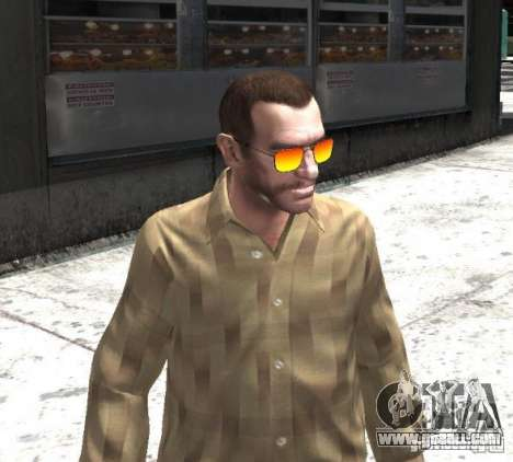 Sunnyboy Sunglasses for GTA 4 third screenshot
