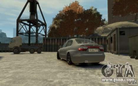 Seat Toledo 1.9TDi Sedan for GTA 4 left view