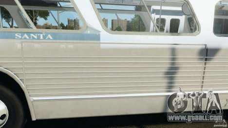 GM New Look Fishbowl 1969 for GTA 4 interior