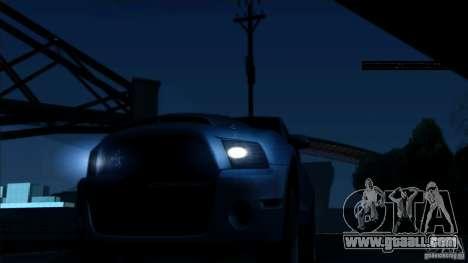 RAGE ENB for GTA San Andreas second screenshot