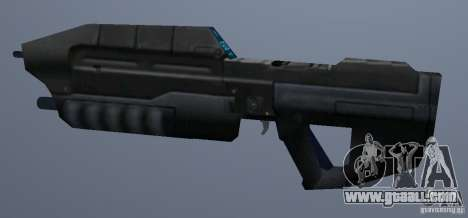 MA5B-Sturmgewehr beta v.1.0 for GTA Vice City third screenshot