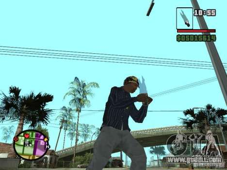 G: for GTA San Andreas third screenshot