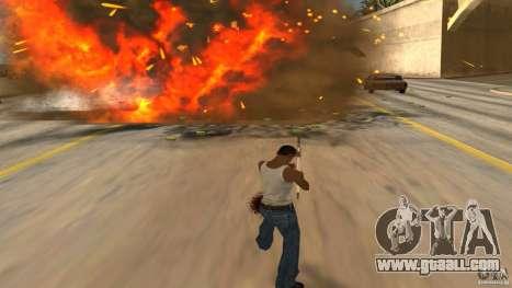 Bonus collectors v1.2 for GTA San Andreas third screenshot