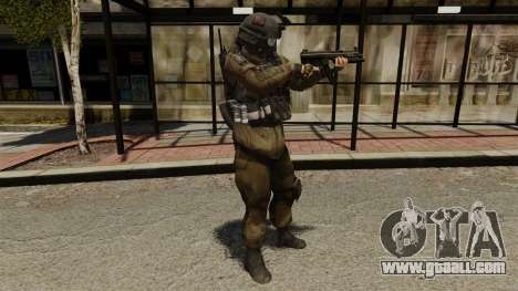 Phoenix Paratroopers for GTA 4 forth screenshot
