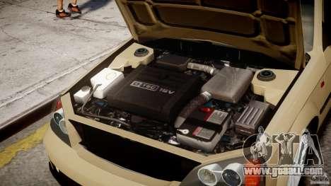 Chevrolet Evanda for GTA 4 side view
