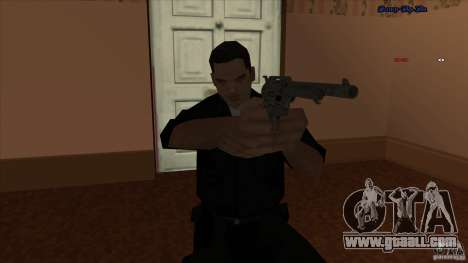 Colt Single Action Army for GTA San Andreas second screenshot