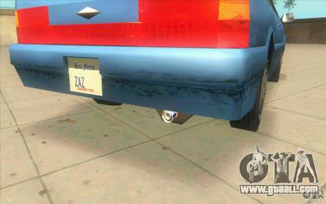 Mad Drivers New Tuning Parts for GTA San Andreas ninth screenshot