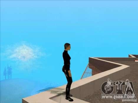 Matrix Skin Pack for GTA San Andreas forth screenshot