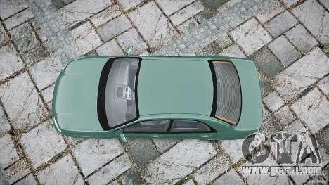 Subaru Impreza v2 for GTA 4 right view