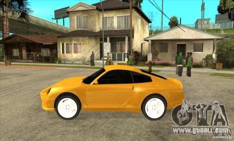 GTA IV Comet for GTA San Andreas left view