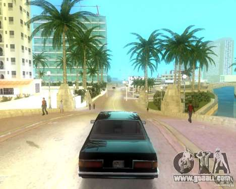 Vice City Real palms v1.1 Corrected for GTA Vice City second screenshot