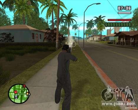 GTA IV Target v.1.0 for GTA San Andreas forth screenshot