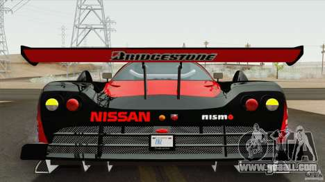 Nissan R390 GT1 1998 v1.0.1 for GTA San Andreas left view