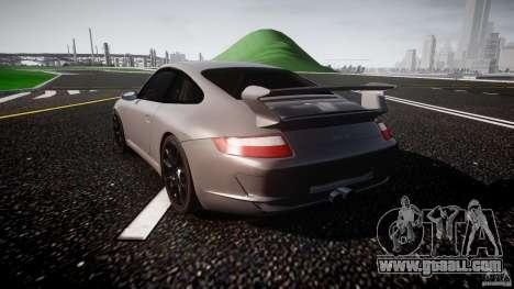 Porsche GT3 997 for GTA 4 right view