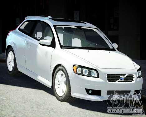 Volvo C30 2009 for GTA 4