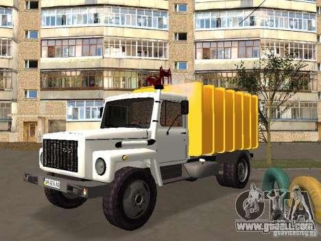 GAZ 3309 for GTA San Andreas