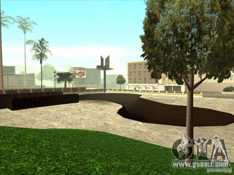 Map for Parkour and bmx for GTA San Andreas ninth screenshot