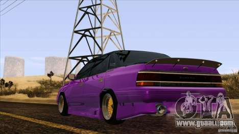 Subaru Legacy Drift Union for GTA San Andreas side view