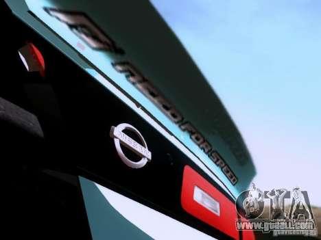Nissan Silvia S14 Matt Powers v4 2012 for GTA San Andreas right view