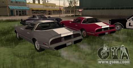 Eon Phoenix for GTA San Andreas