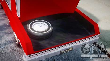 Ford Mercury Comet 1965 [Final] for GTA 4 interior