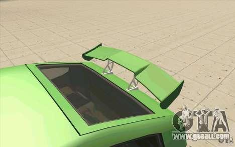 Mad Drivers New Tuning Parts for GTA San Andreas