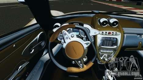 Pagani Huayra 2011 v1.0 [RIV] for GTA 4 wheels