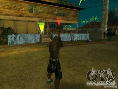 Killer Mod for GTA San Andreas third screenshot