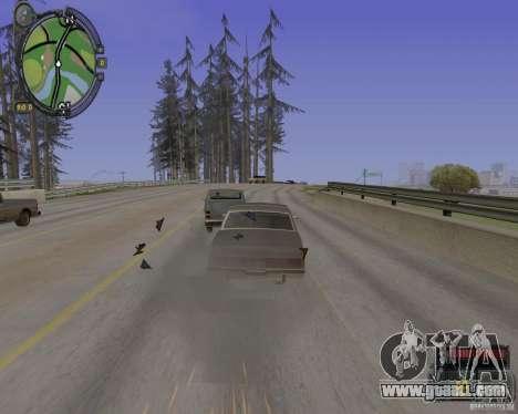 iCEnhancer beta for GTA San Andreas fifth screenshot