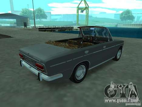 VAZ 2103 Cabrio for GTA San Andreas right view