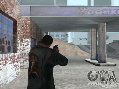 M1A1 Carbine for GTA San Andreas sixth screenshot