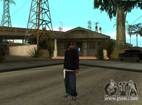 Ice Cube for GTA San Andreas second screenshot