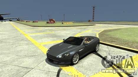 Aston Martin Volante DB9 for GTA 4