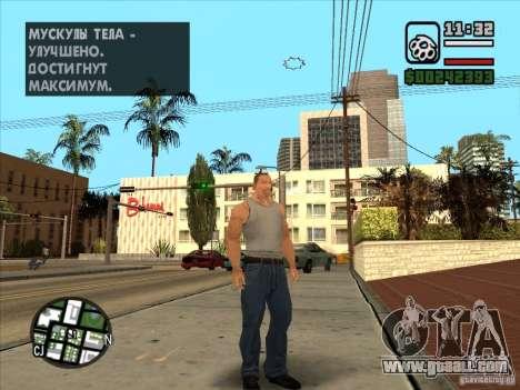 White Cj for GTA San Andreas second screenshot
