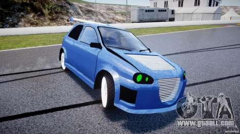 Chevrolet Corsa Extreme Revolution for GTA 4