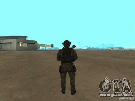 Frost and Sandman for GTA San Andreas third screenshot
