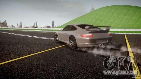 Porsche GT3 997 for GTA 4 engine